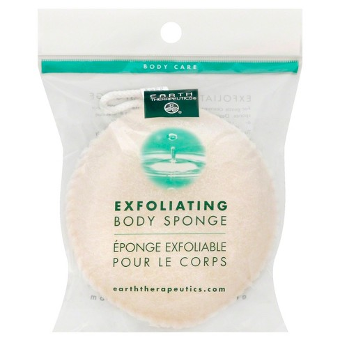 Earth Therapeutics Exfoliating Body Sponge Target