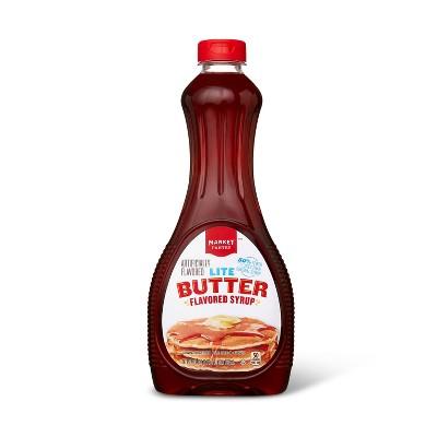 Lite Butter Syrup - 24 fl oz - Market Pantry™