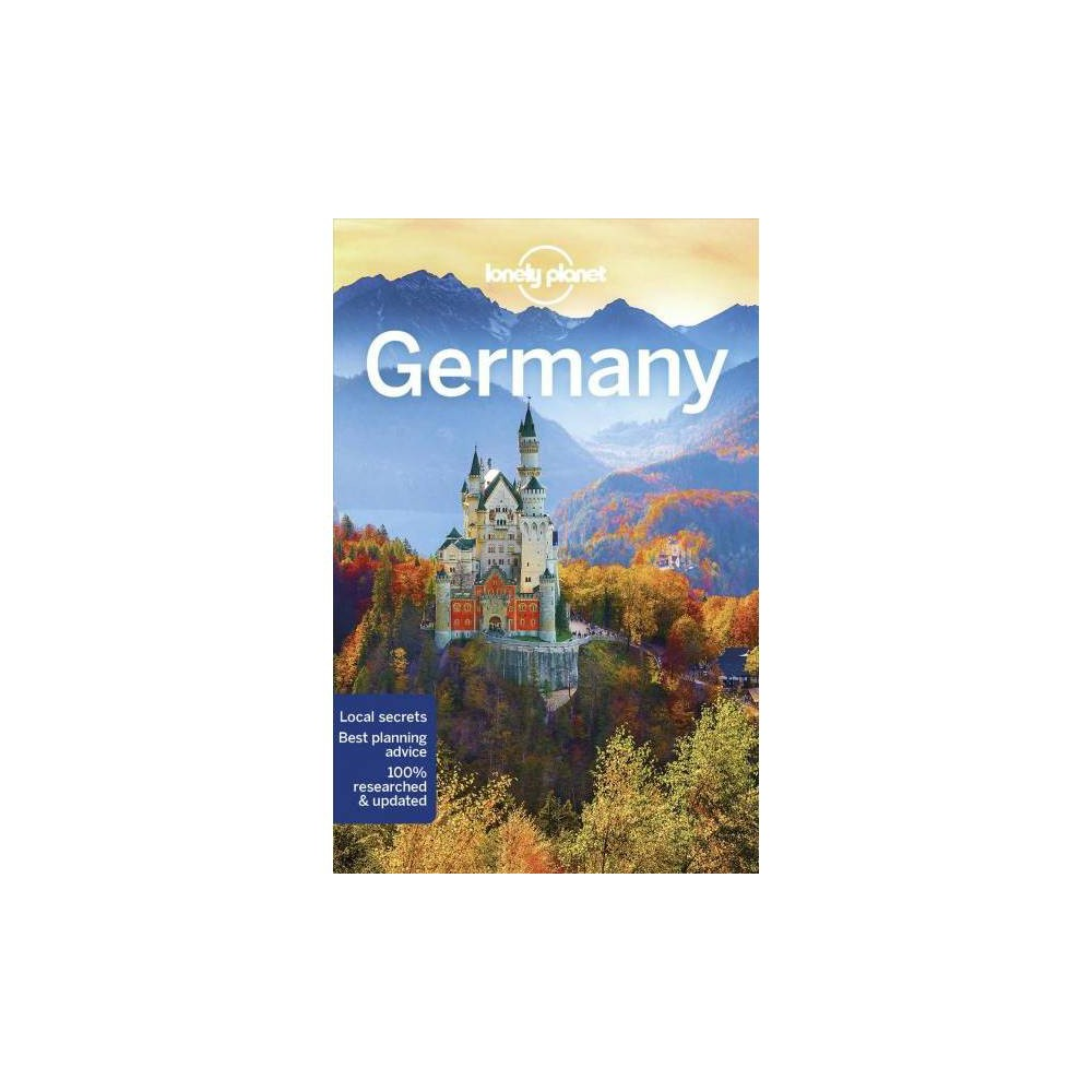 Lonely Planet Germany - 9 Pap/Map (Paperback)