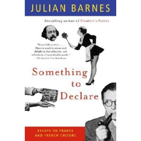 Something to Declare - (Vintage International) by  Julian Barnes (Paperback) - image 1 of 1