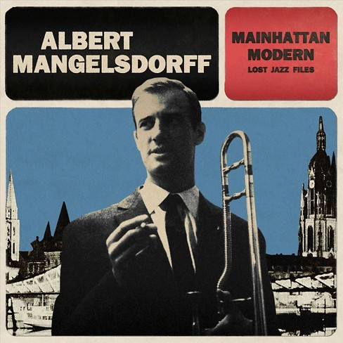 Albert mangelsdorff - Mainhattan modern (CD) - image 1 of 1