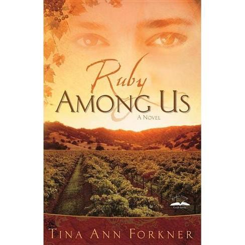 Ruby Among Us - (La Rosaleda) by  Tina Ann Forkner (Paperback) - image 1 of 1