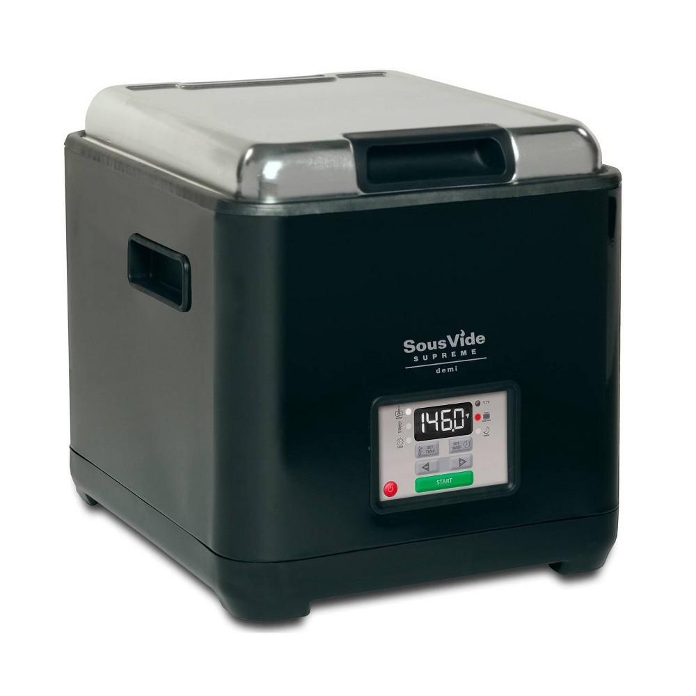 SousVide Supreme 9L Demi Water Oven Black Svd-00101