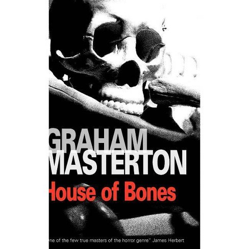 House of Bones - by  Graham Masterton (Hardcover) - image 1 of 1