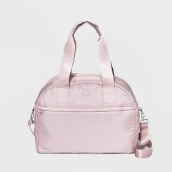 Front Zip Pocket Weekender Bag - JoyLab™ Pink