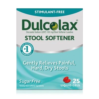 Dulcolax Stool Softener - 25ct