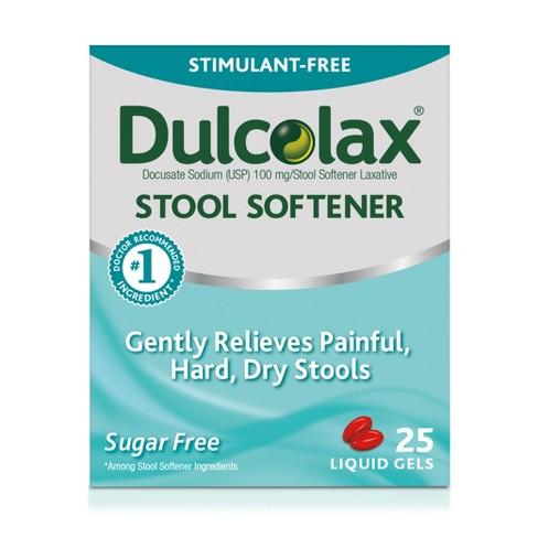 Dulcolax Stool Softener - 25ct - image 1 of 3