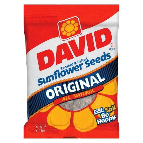 David Seeds Sunflower 5 25oz