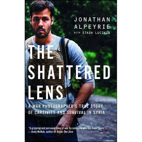 The Shattered Lens - by  Jonathan Alpeyrie & Stash Luczkiw (Paperback) - image 1 of 1