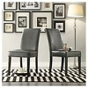 Set of 2 Salido Parson Dining Chair Wood/Gray - Inspire Q - image 3 of 3