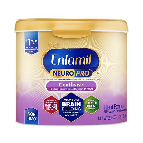 Image result for Enfamil neuro Gentlease