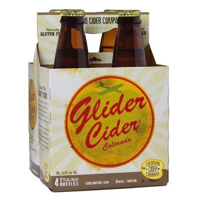 Colorado Glider Hard Cider - 4pk/12 fl oz Bottles