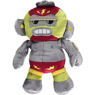 "Crowded Coop, LLC WhimWham 8"" Plush, Monkey Robot Lucha Libre"