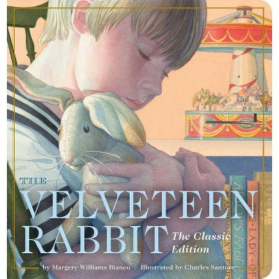 The Velveteen Rabbit - by Margery Williams (Board_book)