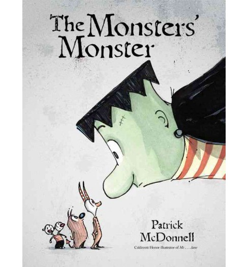 Monsters' Monster (School And Library) (Patrick McDonnell) - image 1 of 1