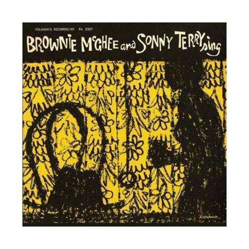 Brownie McGhee - Brownie Mcghee And Sonny Terry (Vinyl) - image 1 of 1