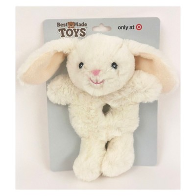 Best Made Toys Plush Bunny Rattle