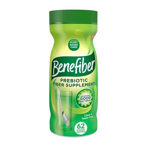 Benefiber Prebiotic Sugar-Free Fiber Supplement Powder Drink Mix - image 1 of 4