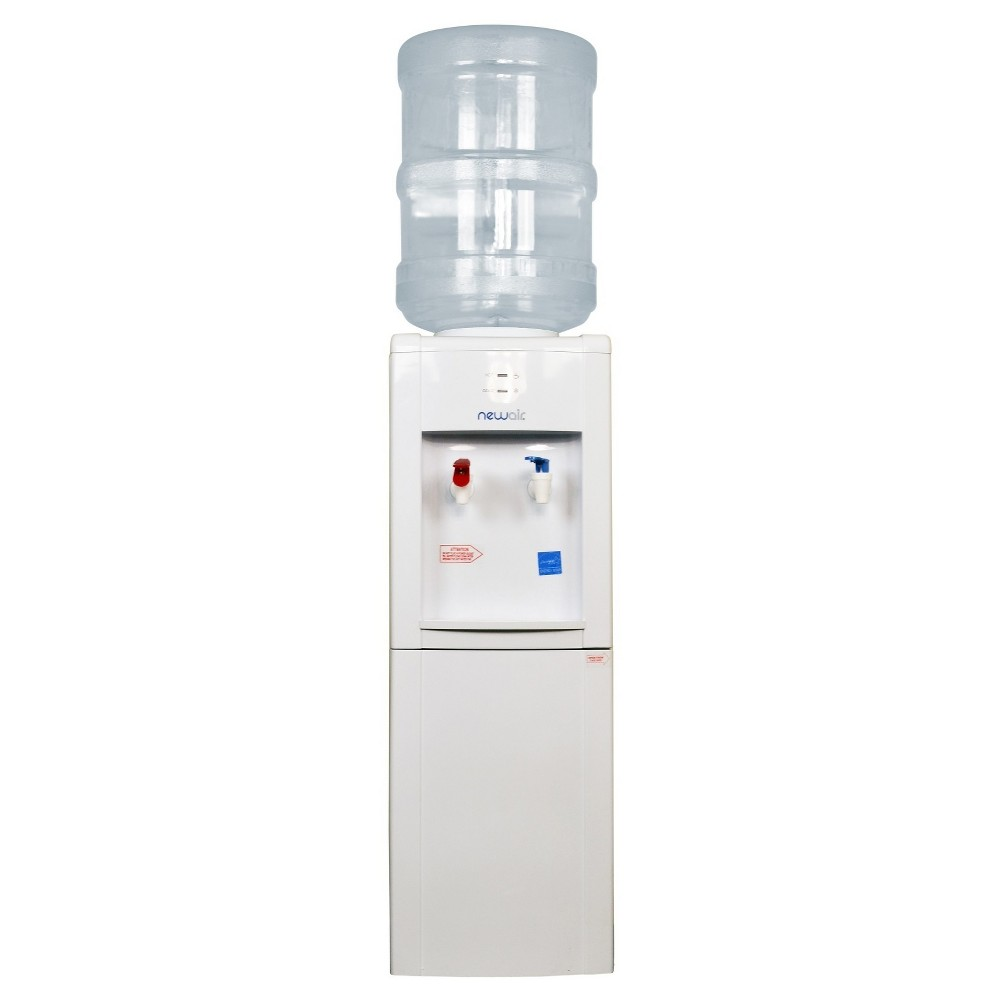NewAir 34 Top-Loading Water Dispenser - White Wcd-200W
