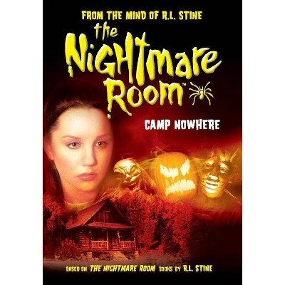 The Nightmare Room: Camp Nowhere (DVD)(2019)