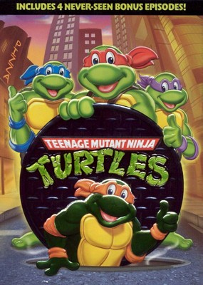 Teenage Mutant Ninja Turtles: Volume 1 (DVD)