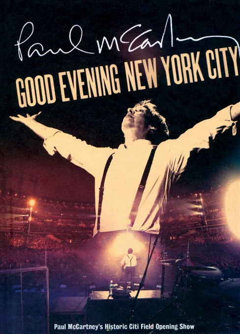 Paul mccartney - Good evening new york city (CD) - image 1 of 10
