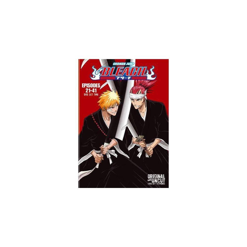 Bleach Box Set 2: Entry (DVD) Discounts