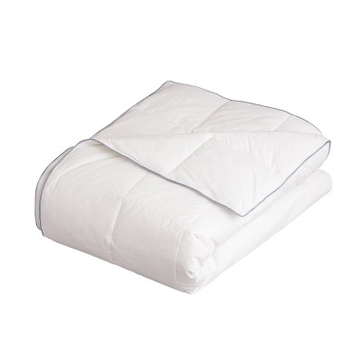 Allied Home King PerfectCool Thermoregulating Blanket White