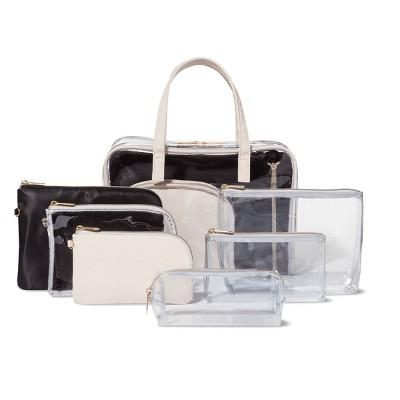501fe9c9ca Sonia Kashuk™ Large Pencil Case Makeup Bag - Clear   Target