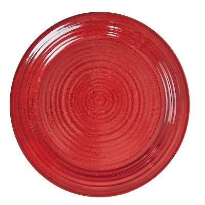 Park Designs Aspen Dinner Plate Set - Red