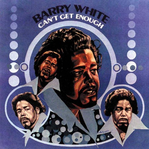 Barry White - Can't Get Enough (Vinyl) - image 1 of 1