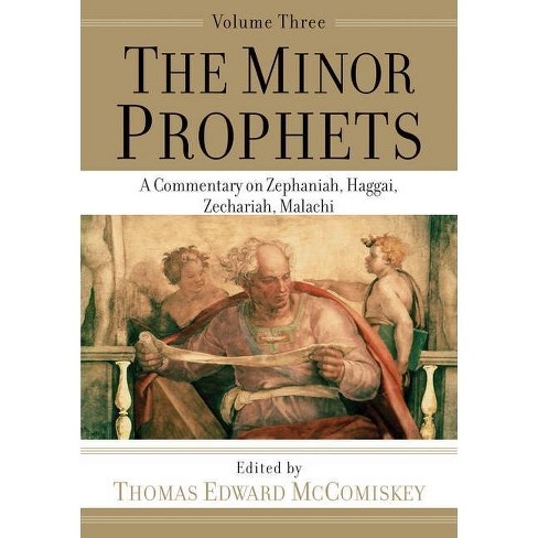 Minor Prophets - (Hardcover) - image 1 of 1