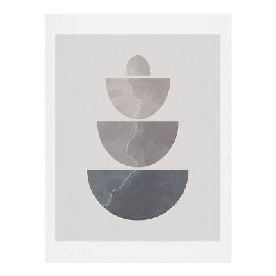 Alisa Galitsyna Monochrome Balance II Art Print - Society6