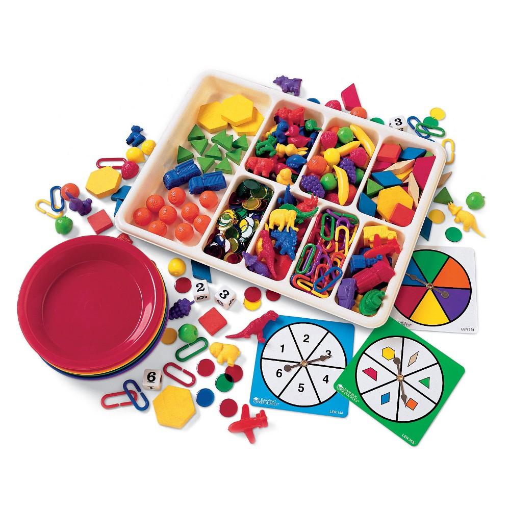 Learning Resources Super Sorting Set