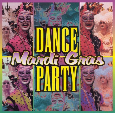 Big chief's - Mardi gras dance party (CD) - image 1 of 1