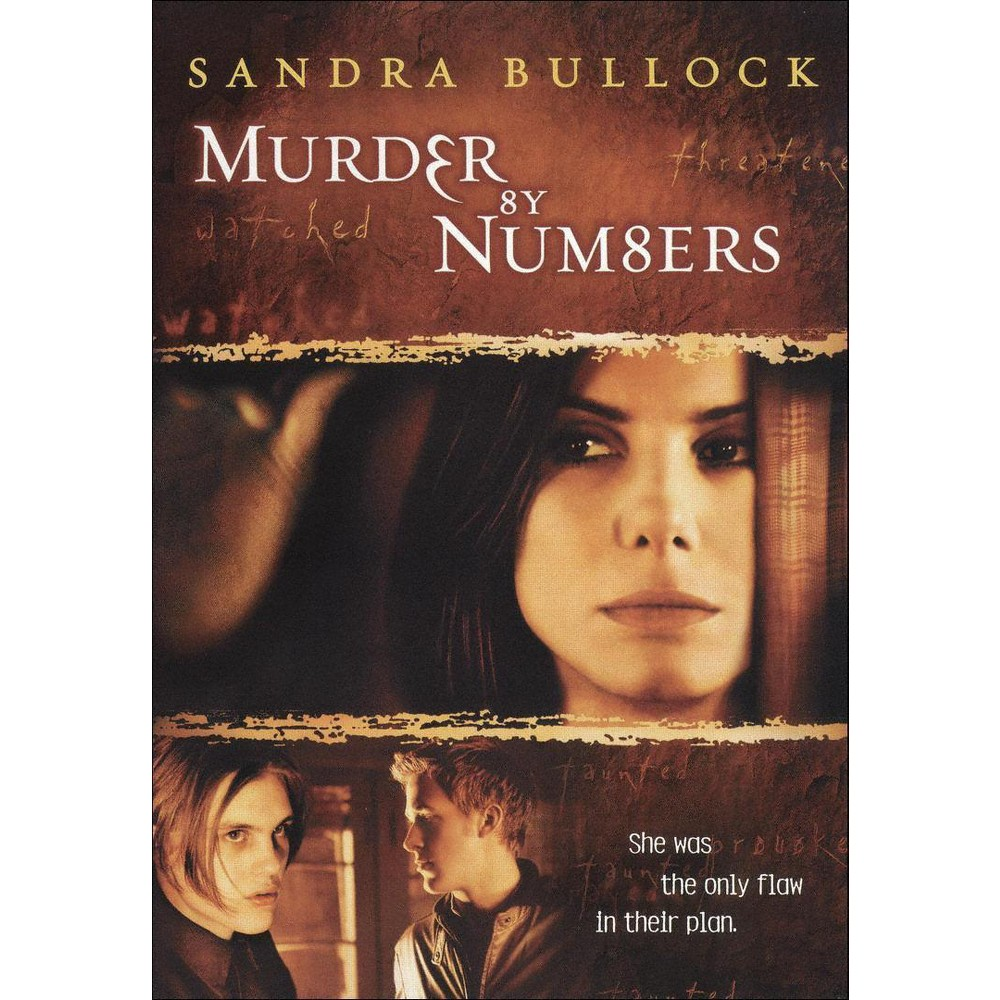 Murder By Numbers (Dvd), Movies