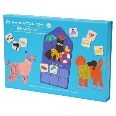 Manhattan Toy Pup Match Up Game
