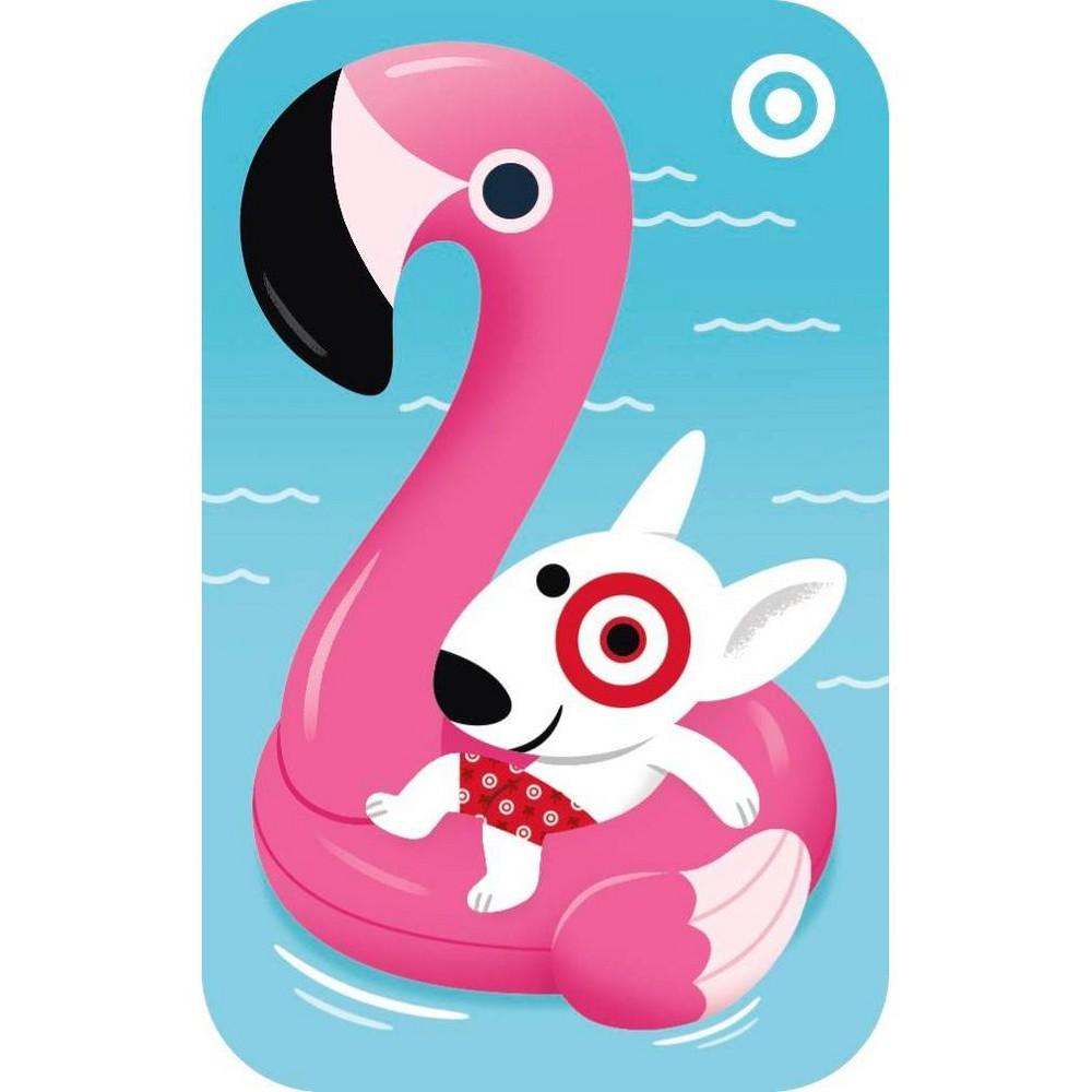 Florida Bullseye Flamingo Target Giftcard 25