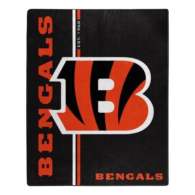 NFL Cincinnati Bengals Throw Blankets