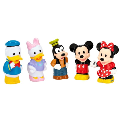 Fisher-Price Little People Magic of Disney Figure Giftset - image 1 of 4