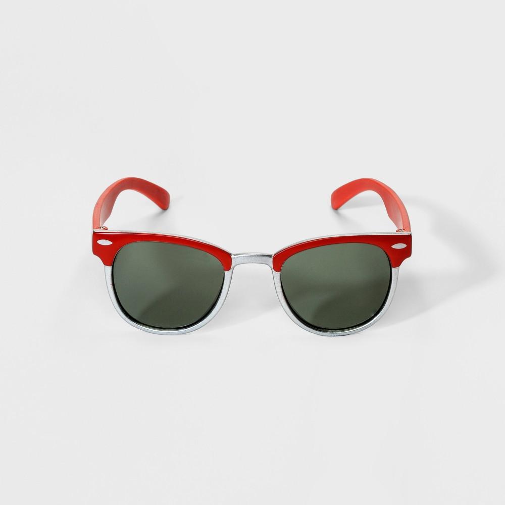 Genuine Kids from OshKosh Toddler Girls' Sunglasses - Red