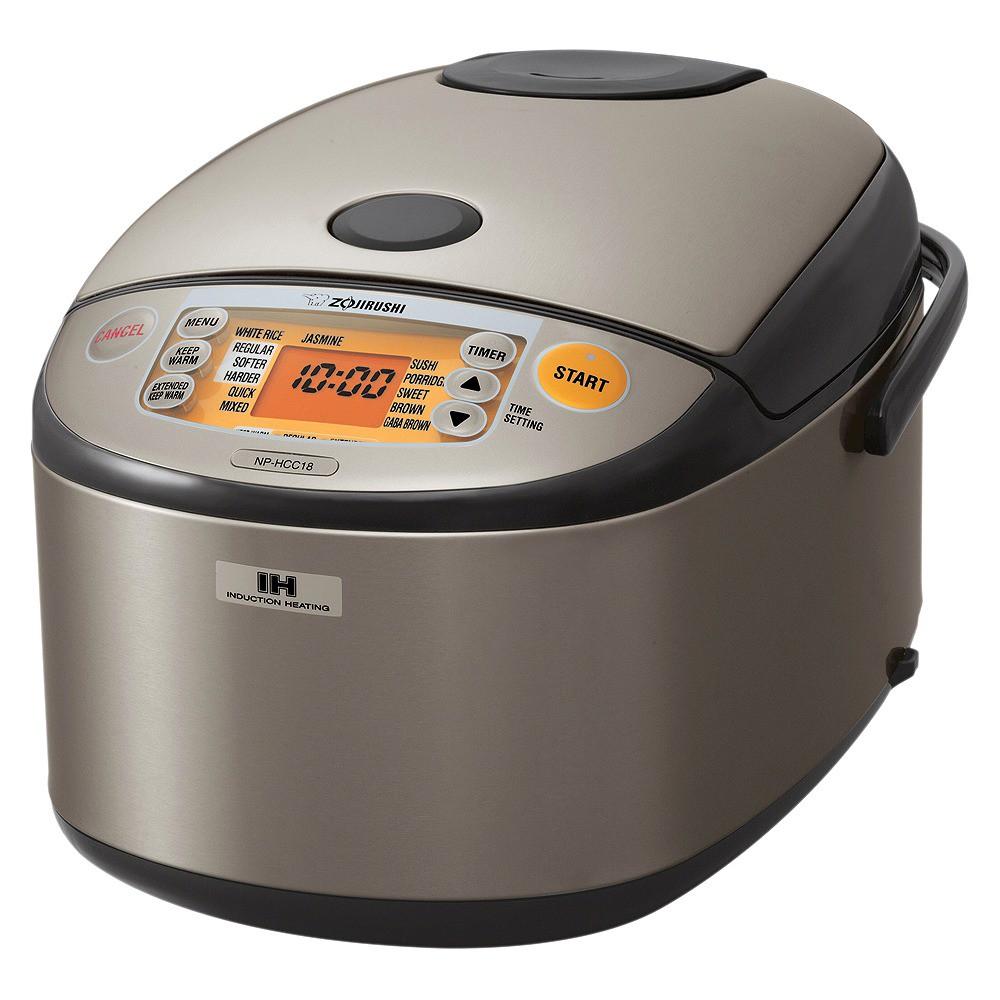 Electric Rice Cooker Zojirushi, Dark Grey 50739076