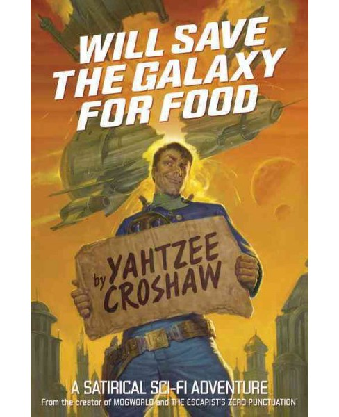 Will Save The Galaxy For Food Paperback Yahtzee Target