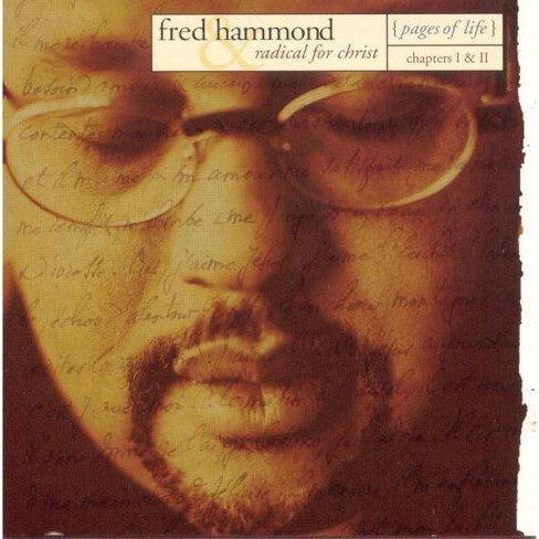 Fred Hammond - Pages of Life Chapters 1 & 2 (CD) - image 1 of 1