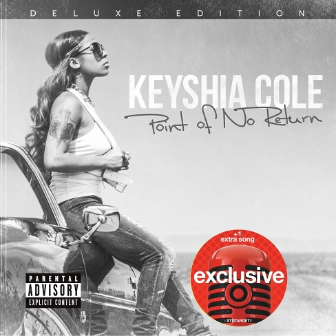 Keyshia Cole - Point of No Return (Deluxe Edition) - Target Exclusive - image 1 of 1
