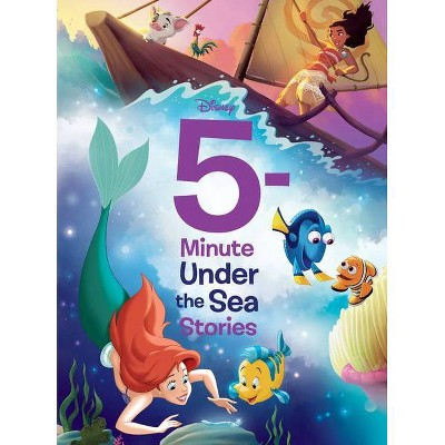 5-Minute Under the Sea Stories (5-Minute Stories)(Hardcover)
