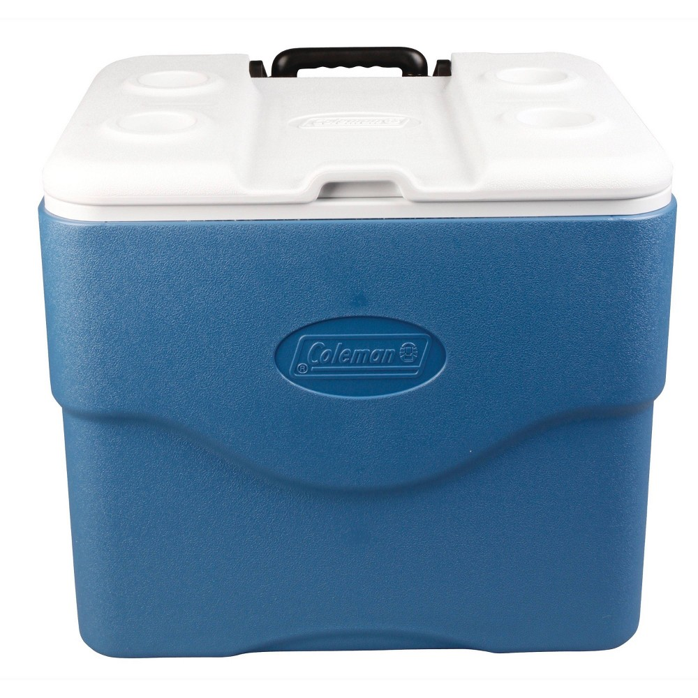 Image of Coleman 75qt Xtreme Series Wheeled Cooler - Blue