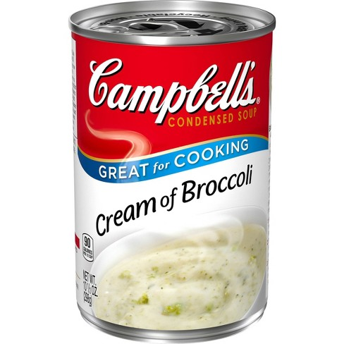 Campbell's Condensed Cream of Broccoli Soup 10.5oz - image 1 of 4