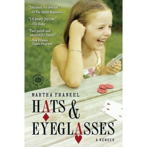 Hats & Eyeglasses - by  Martha Frankel (Paperback) - image 1 of 1