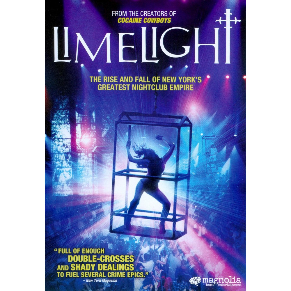 Limelight (Dvd), Movies